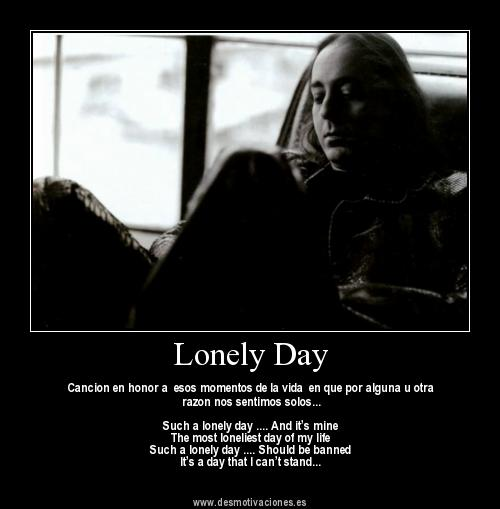 Lonely Day System Of A Down Letra Traducida Braderva Doceinfo