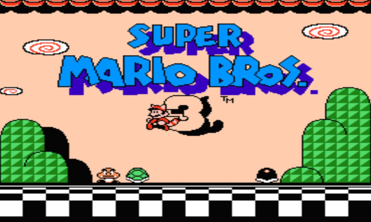 descargar super mario bros 3 original para pc