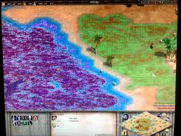 Age of Empires 2 se ve mal o starcraft