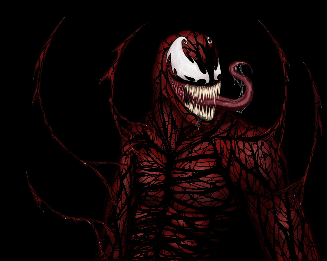 wallpaper hd spiderman venom carnage taringa