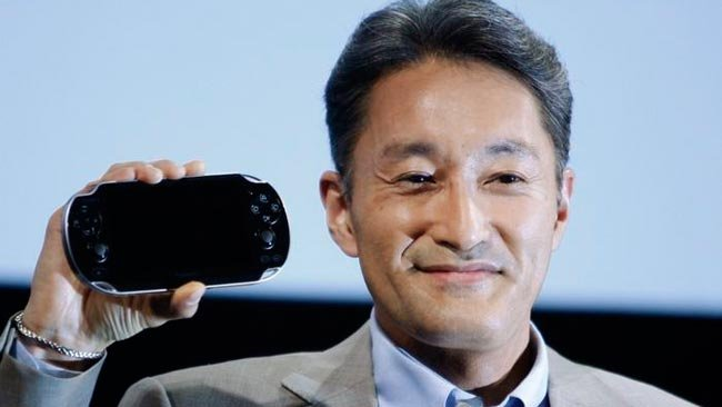 Kaz Hirai confirma que PS Vita no llegará a Occidente...