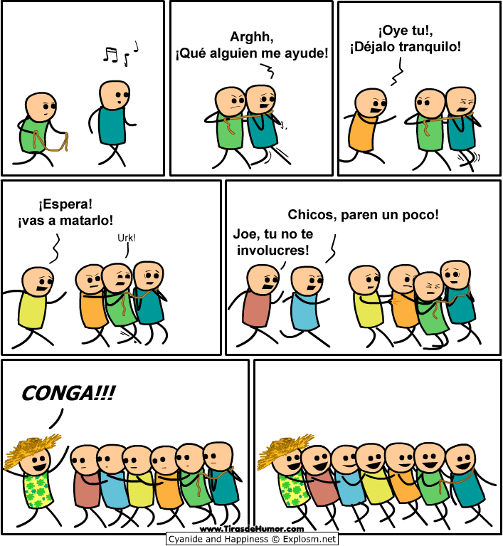cyanides & happiness