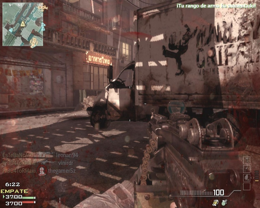 Can t Find a Game On MW2