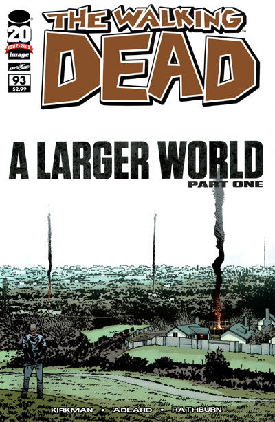 ►The walking dead n°93 -Español-